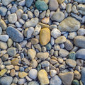 Background Of Smooth River Stones Royalty Free Stock Photos - 45974968