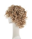 Hair Wig Over The Mannequin Head Stock Photo - 45984610