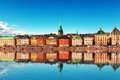 Old Town In Stockholm, Sweden Royalty Free Stock Image - 45988866