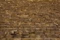 Massive Stones Of The Great Pyramid Of Giza Stock Photography - 45996502