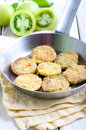 Fried Green Tomatoes Stock Photo - 46004440