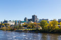Part Of The Ottawa Skyline During The Day Stock Photo - 46013750