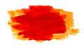 Watercolor Wet Background. Red Yellow Orange Wet Watercolor Back Stock Images - 46022434