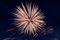 Fireworks Display. Royalty Free Stock Images - 46034689
