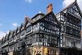 Tudor Buildings, Chester. Royalty Free Stock Photo - 46052685