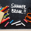Summer Break Stock Photos - 46059133