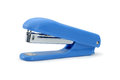 Blue Office Stapler Isolated On A White Background Royalty Free Stock Photo - 46061805