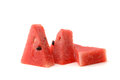 Slices Of Watermelon Stock Images - 46070174