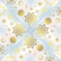Collection Of Snowflakes Royalty Free Stock Images - 46092249