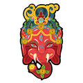 Face For Ganesh Royalty Free Stock Images - 46120159