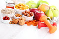 On Diet Royalty Free Stock Photo - 46129475