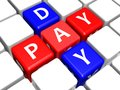 Pay Day Royalty Free Stock Images - 46130969