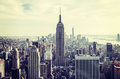 Empire State Building Royalty Free Stock Photo - 46167365