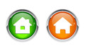 Home Button Icon Graphic Design  Royalty Free Stock Image - 46169436