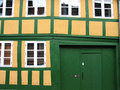 Typical Old House  Denmark Stock Photo - 4626460