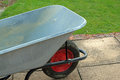 Wheel Barrow Royalty Free Stock Photos - 46200478