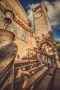 Clock Tower At The Horniman Museum Stock Photography - 46218542