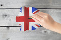 United Kingdom Saving Concept Royalty Free Stock Image - 46219776