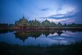 Temple Of Thailand Royalty Free Stock Image - 46224796