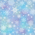 Snowflake On Blur Background.Winter Vector Stock Photo - 46231050