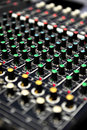 Live Sound Mixer Royalty Free Stock Images - 46233249