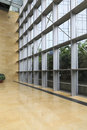 Glass Wall Modern Building Royalty Free Stock Photography - 46247667