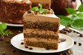 Coffee Cake Royalty Free Stock Image - 46252316