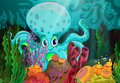 Octopus Stock Images - 46262914