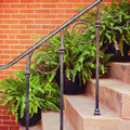 Beautiful House Detail In Boston, Mass., USA Royalty Free Stock Photography - 46272037