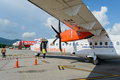 Firefly ATR-72 Royalty Free Stock Images - 46301939