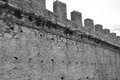 Fortress Wall Stock Image - 46318931