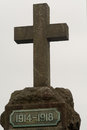World War One Memorial Cross Royalty Free Stock Images - 46335729