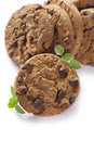 Chocolate Chip Cookie Stock Images - 46342954
