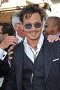 Johnny Depp Royalty Free Stock Photography - 46357797