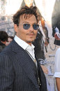 Johnny Depp Royalty Free Stock Photography - 46357807
