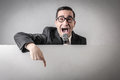 Man Pointing Out Something Stock Images - 46364094