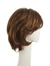 Hair Wig Over The Mannequin Head Stock Image - 46373141