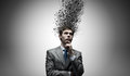 Thoughts In Head Royalty Free Stock Image - 46382286