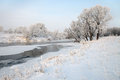 Winter Landscape Stock Image - 46388821