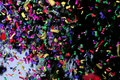 Confetti & Streamers Royalty Free Stock Images - 4641769