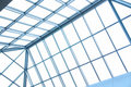 Ceiling With Windows Royalty Free Stock Images - 4646839