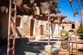 Medenine (Tunisia) : Traditional Ksour (Berber Fortified Granary Royalty Free Stock Photography - 46405207