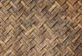 Old Bamboo Craft Texture Royalty Free Stock Images - 46414789
