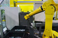 Industrial Robot Arm Stock Photography - 46417272