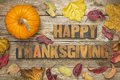 Happy Thanksgiving Stock Images - 46449284