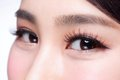 Beautiful Woman Eye Stock Image - 46473141
