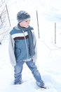 Snow Boy Royalty Free Stock Images - 46477999