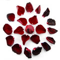 Red Rose Petals Stock Photography - 46492402