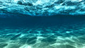 Surface Of Sand Under Water Royalty Free Stock Photo - 46504475