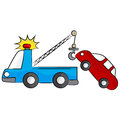 Tow Truck Stock Photography - 46517772